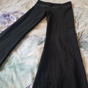Rare! Reversible Size 8 Reg Lululemon Groove Pants